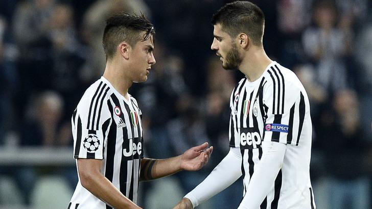 Juventus-Siviglia Champions League