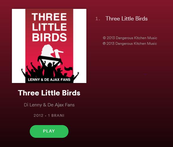 three little birds ajax