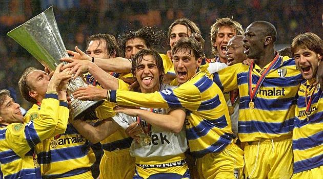 Coppa uefa Parma